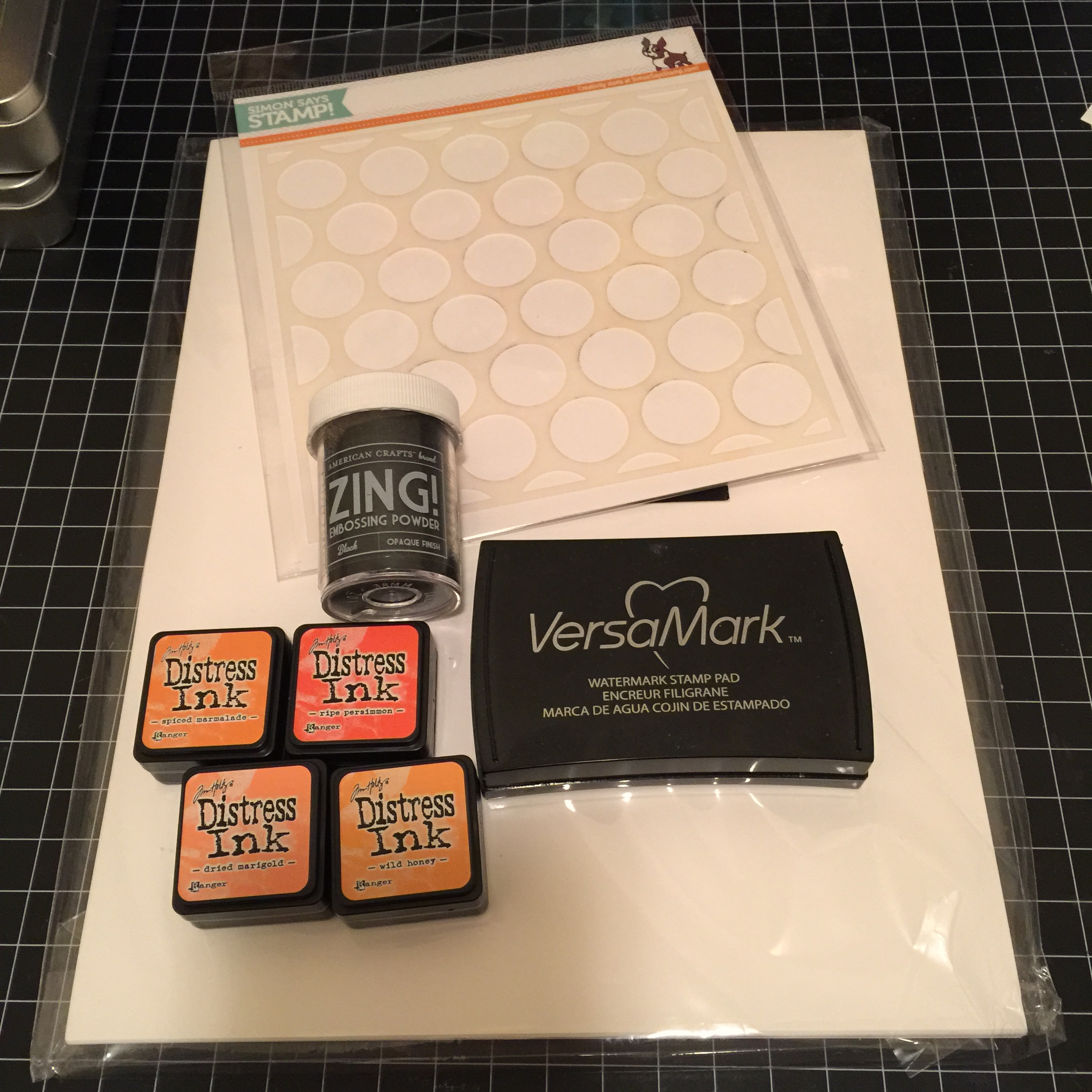 Img Zing Opaque Embossing Powder